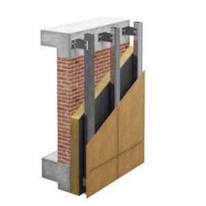 Wizualizacja System BSP Floor To Floor